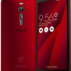 Asus Zenfone 2 ZE551ML 4 GB - Telefon Asus, Rosu, 32GB, Neblocat