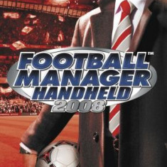 Fotball Manager Handheld 2008 - PSP [Second hand], Sporturi, Toate varstele, Single player