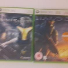 LOT 2 Jocuri Timeshift + Halo 3 - XBOX 360 [Second hand] - Jocuri Xbox 360, Shooting, 18+, Single player