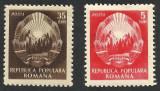 Cumpara ieftin ROMANIA--EROARE -VARIETATE -TIPAR DEPLASAT --1952 MNH