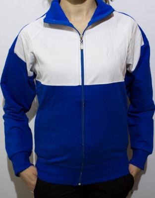 Trening albastru dama - trening dama trening slim fit LICHIDARE STOC foto