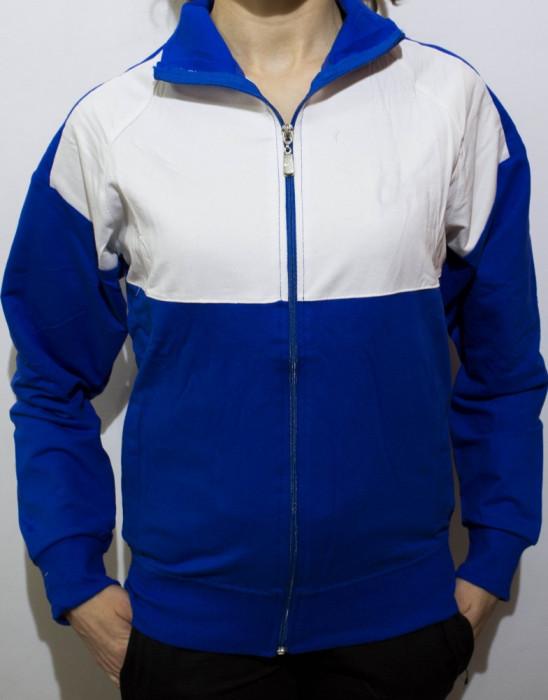Trening albastru dama - trening dama trening slim fit LICHIDARE STOC