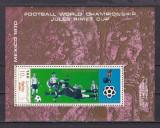 Yemen  1970  sport  fotbal  MI bl.133  MNH  w50, Nestampilat