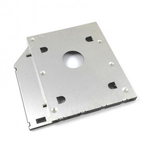 Hdd caddy adaptor unitate optica la hard disk Dell Inspiron N5050