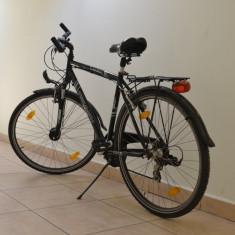 Bicicleta Triumph PS831 - Bicicleta Trekking, 21 inch, 28 inch, Numar viteze: 21
