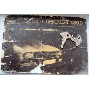 Carte   DACIA   1300