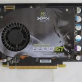 Placa video XFX GeForce 8800 GT 512MB PCI-E DDR3, PCI Express, 512 MB, Asus