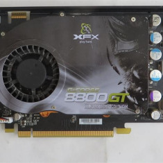 Placa video XFX GeForce 8800 GT 512MB PCI-E DDR3 - Placa video PC Asus, PCI Express