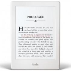 E-Book Reader Amazon Kindle Gen8, Ecran Carta 16 nivele tonuri de gri 6inch, 4GB, Wi-Fi (Alb)