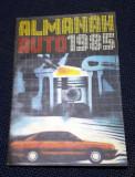 Lot Almanah auto