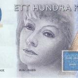 SUEDIA - 100 kr. 2016 - UNC