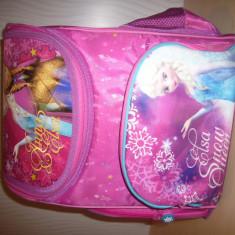Ghiozdan Ana si Elsa, Roz