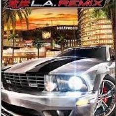 Midnight Club - LA Remix - PSP [Second hand] - Jocuri PSP Rockstar Games, Curse auto-moto, 12+, Single player