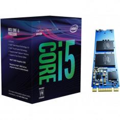 Procesor Intel Core i5-8400 Hexa Core 2.8 GHz Socket 1151 cu Intel Optane 16GB - Procesor PC