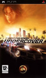 Need for speed - NFS - Undercover - PSP [Second hand], Curse auto-moto, 12+, Single player, Electronic Arts