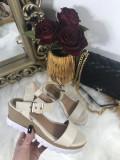 Sandale dama bej marime  41+CADOU