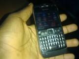 Nokia e71 stare foarte buna, Negru, Neblocat, Smartphone