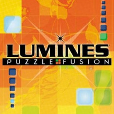 Lumines Puzzle Fusion - PSP [Second hand], Arcade, 3+, Single player