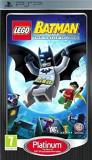 LEGO Batman - The vidogame PLATINUM -  PSP  [Second hand] fm,cd, Actiune, 12+, Single player