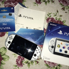 PS Vita Limited Edition PCH-2000 ZA25 + Card 16GB