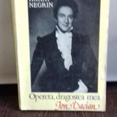 Opereta, dragostea mea Ion Dacian - Harry Negrin