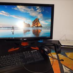 Sistem pc gaming - Sisteme desktop cu monitor AMD, AMD FX