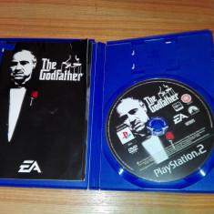 Joc Playstation 2/ps2 The Godfather - Jocuri PS2 Electronic Arts