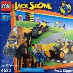 LEGO 4622 ResQ Digger