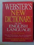 Webster's New Dictionary of the English Language (Revised and updated)