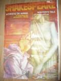 Afis cu Piesa Poveste de Iarna -la Teatrul Bulandra 1994 ,dim.=98x69 cm
