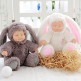 Papusa bebe in costum de iepuras care spune Ingerasul, Generic