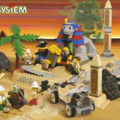 LEGO 5978 Sphinx Secret Surprise