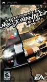 Need for speed - NFS - Most wanted 5-1-0 - PSP [Second hand], Curse auto-moto, 12+, Single player, Electronic Arts