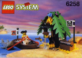 LEGO 6258 Smuggler's Shanty