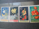 1956/2018  LP 418  F L O R I, Nestampilat