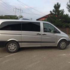 Mercedes vito, Motorina/Diesel, Berlina