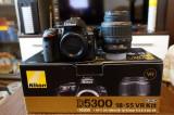 Nikon D5300 Kit AF-P 18-55mm VR