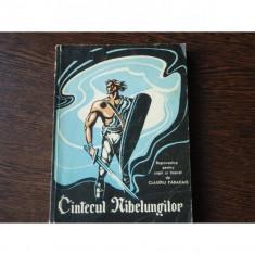 CINTECUL NIBELUNGILOR - CLAUDIU PARADIS