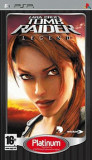 Lara Croft – Tomb Raider Legend - PLATINUM  - PSP [Second hand] md, Actiune, 12+, Single player