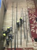 Echipament de pescuit complet