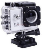 Camera Video de Actiune iUni Dare 50i, HD (Argintie)