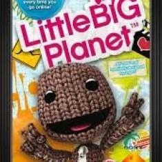 Little big planet PLATINUM - PSP [Second hand], Sporturi, 3+, Single player
