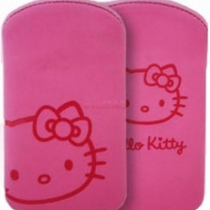 Husa Hello Kitty HKNULAPI (Roz) - Husa Telefon
