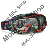MBS Ochelari cross/enduro Scott MX Tyrant,negru/plasma, Cod Produs: 225100-3603113