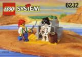 LEGO 6232 Skeleton Crew