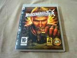 Joc Mercenaries 2 original, PS3!, Actiune, 18+, Single player, Ubisoft