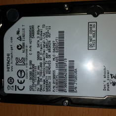 "18.HDD Laptop 2.5"" SATA 500 GB Hitachi 5400 RPM 8 MB - Scorpio Blue, 500-999 GB"