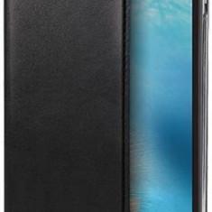 Husa Book Celly Air AIRPELLE800BK pentru iPhone 7/8 (Negru) - Husa Telefon