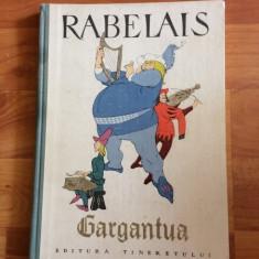 GARGANTUA-RABELAIS