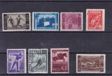 ROMANIA 1937   LP 119  U. F. S. R.  SERIE   MNH, Nestampilat